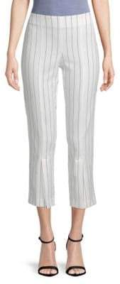 Supply & Demand Roan Stripe Cropped Pants