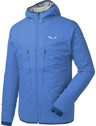 Salewa Pedroc Hybrid Hooded Softshell Jacket - Men's