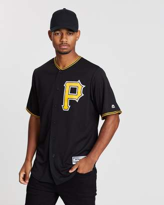 Majestic Pittsburgh Pirates Alternate Jersey 63ceaab00