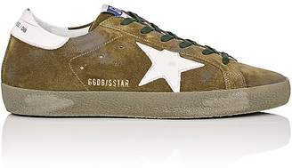 Golden Goose Women's Superstar Suede & Leather Sneakers