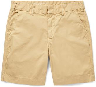 SAVE KHAKI UNITED Cotton-Twill Bermuda Shorts