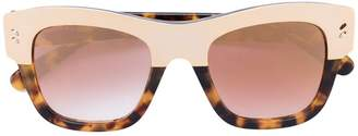 Stella McCartney Eyewear retro square sunglasses