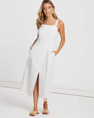 Ally Tassel Dress