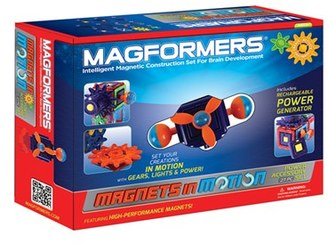 Boy's Magformers 'Magnets In Motion' Construction Set $119.99 thestylecure.com