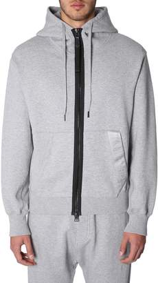 Tom Ford Sweatshirt With Zip And Hood