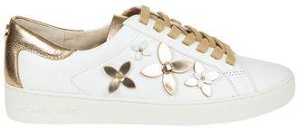 Michael Kors Lola Sneaker Bainco
