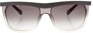 Chloé Chloé Tinted Oversize Sunglasses
