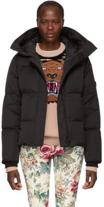 Kenzo Black Down Jacket