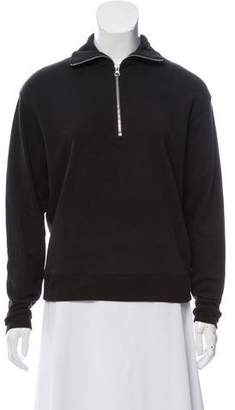 Organic by John Patrick Lightweight Zip-Up Pullover