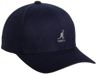 Kangol Unisex Wool Flexfit Baseball Cap,(Manufacturer Size:/Medium)