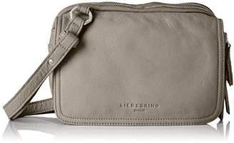 Liebeskind Berlin Women Cross-Body Bag Grey Size: UK