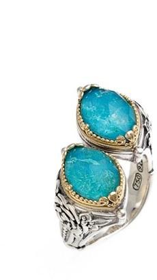 Women's Konstantino 'Iliada' Doublet Ring $735 thestylecure.com