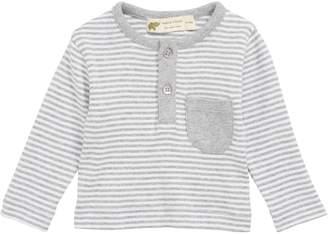 MONICA + Andy Henley Organic Cotton Shirt