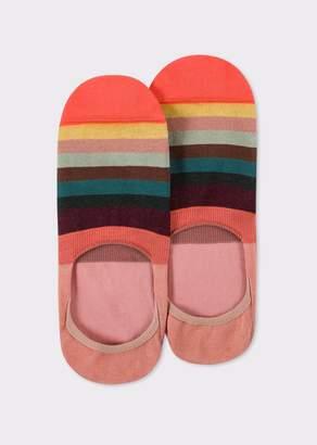 Paul Smith Men's 'Artist Stripe' Loafer Socks