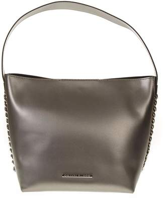 Marc Ellis Hally Pearl Dove Leather Bag