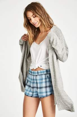 Jack Wills Hocks Checked Lounge Shorts