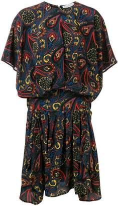 J.W.Anderson Paisley-print Dolman Dress