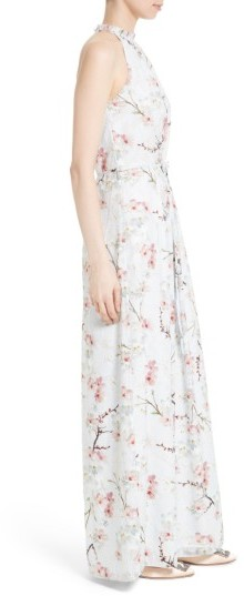 Women's Ted Baker London Elynor Floral Print Maxi Dress 3