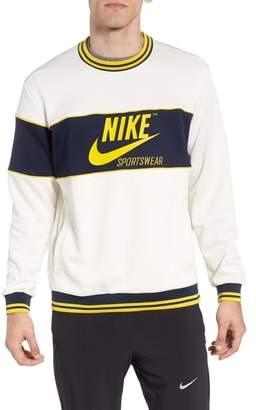 Nike NSW Archive Crewneck Sweatshirt