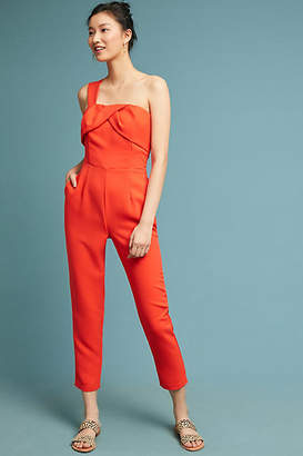 Adelyn Rae Mamanuca One-Shoulder Jumpsuit