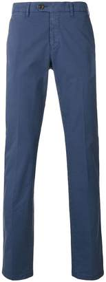 Canali straight-leg chino trousers