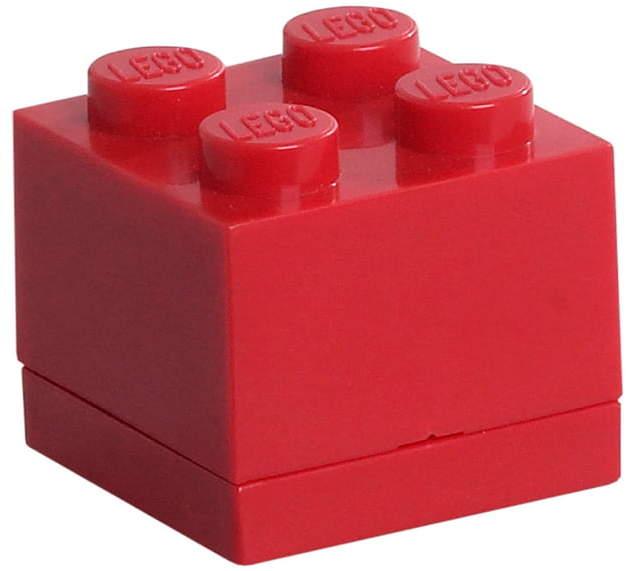 Mini-Box 4, Rot