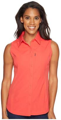 Columbia Silver Ridgetm II Sleeveless Shirt Women's Sleeveless