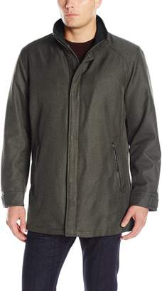 Rainforest RFT by Men's Cavalry Twill Classic Ceo Coat