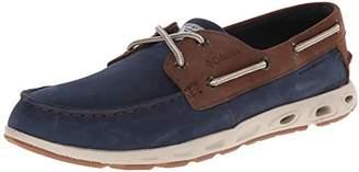 Columbia PFG Men's Bonehead Vent Leather Boat Shoe