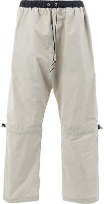 A-Cold-Wall* elasticated drawstring track trousers