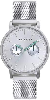 Ted Baker Men's Mens Stainless Steel Mesh Strap Watch