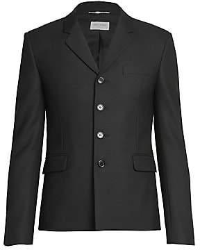 Saint Laurent Men's Slim-Fit Virgin Wool Sport Jacket