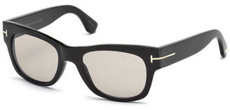 TOM FORD Tom No. 2 Private Collection Horn Sunglasses $990 thestylecure.com