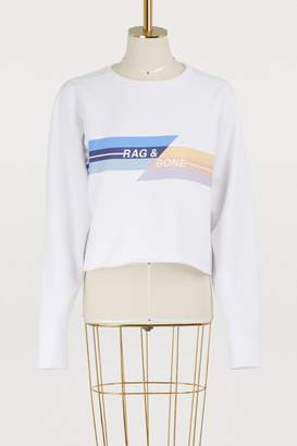 Rag & Bone Glitch sweatshirt