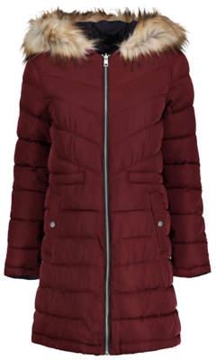 George Reversible Hooded Padded Coat