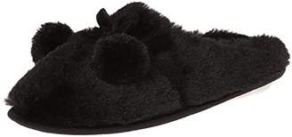 Gold Toe Women's Fluffy Mule