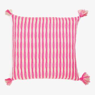 Archive New York Antigua Guatemala Pillow Neon Pink