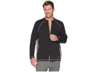 Reboundwear The Trevor Long Sleeve Post Surgery Polo Shirt