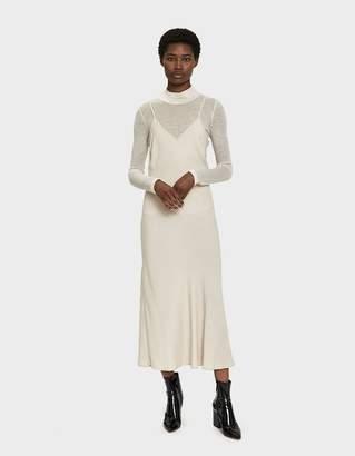 Morgan Need Cami Slip Dress in Buff
