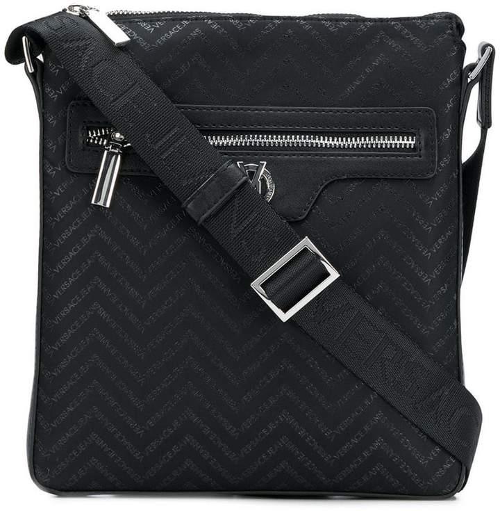 Versace Jeans small branded messenger bag