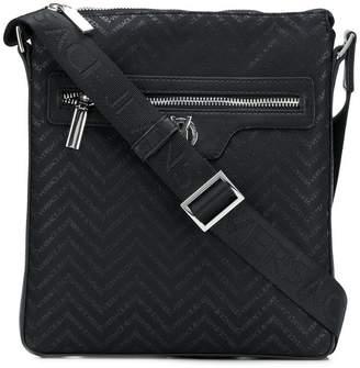 Versace small branded messenger bag