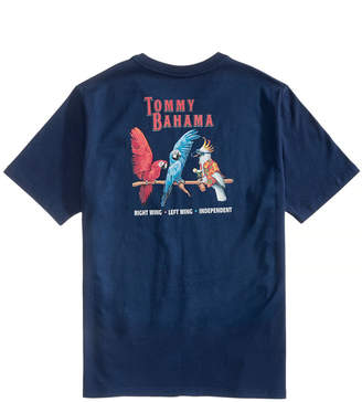 Tommy Bahama Men's Right Wing Left Wing Graphic-Print T-Shirt