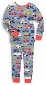 Toddler's, Little Boy's & Boy's Rush Hour Pajama Set