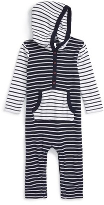 Infant Nordstrom Baby Hooded Romper $29 thestylecure.com