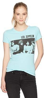 FEA Juniors Led Zeppelin Block Photo Tissue Tee