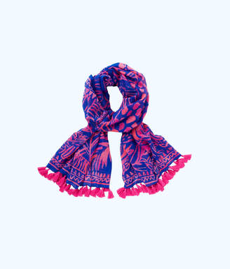 Lilly Pulitzer Womens Resort Scarf
