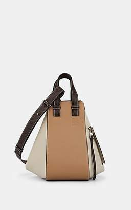 562fa8267fb2 Loewe Women s Hammock Small Leather Bag - Mocca Multitone