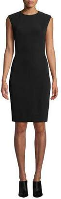 Theory Bi-Stretch Crepe Power Dress