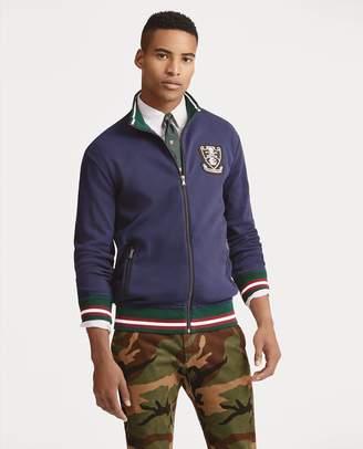 Ralph Lauren Cotton Interlock Track Jacket