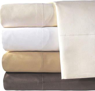 Veratex American Heritage 800tc Cotton Sateen Solid Sheet Set